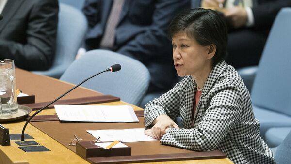 Izumi Nakamitsu, vicesegretaria generale e alto rappresentante per il disarmo presso le Nazioni Unite - Sputnik Italia