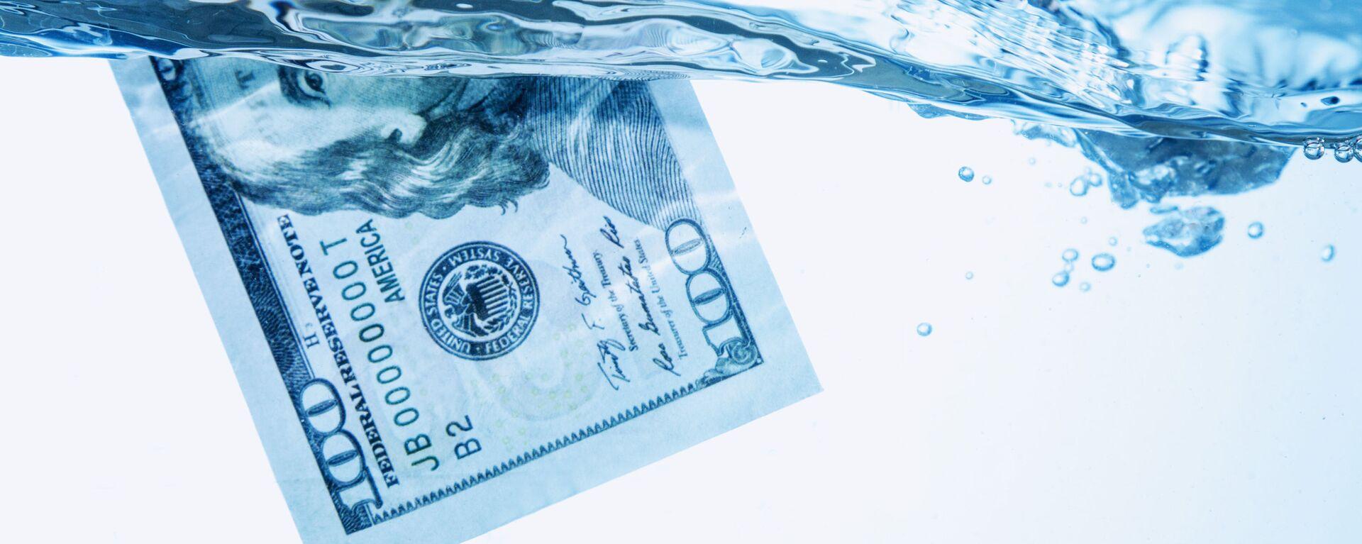 riciclaggio dei soldi sporchi - Sputnik Italia, 1920, 11.06.2020
