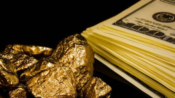 Oro e dollari - Sputnik Italia