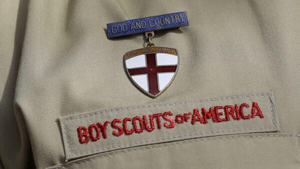 Una divisa dei Boy Scouts of America - Sputnik Italia