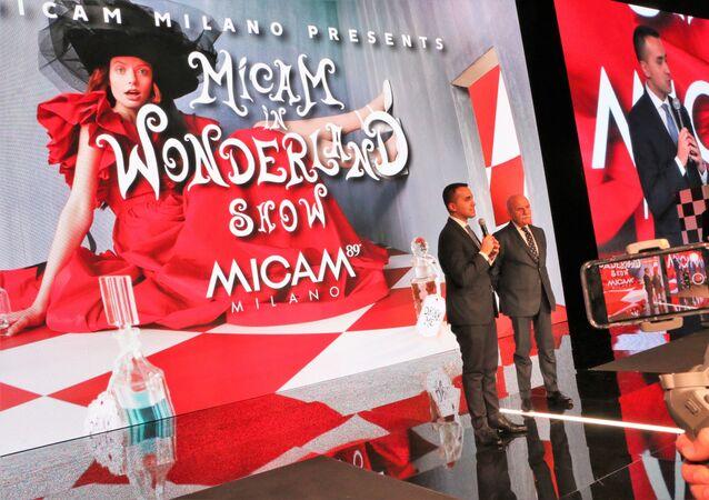 Show MICAM in Wonderland