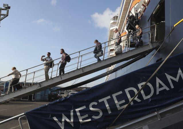 La Westerdam