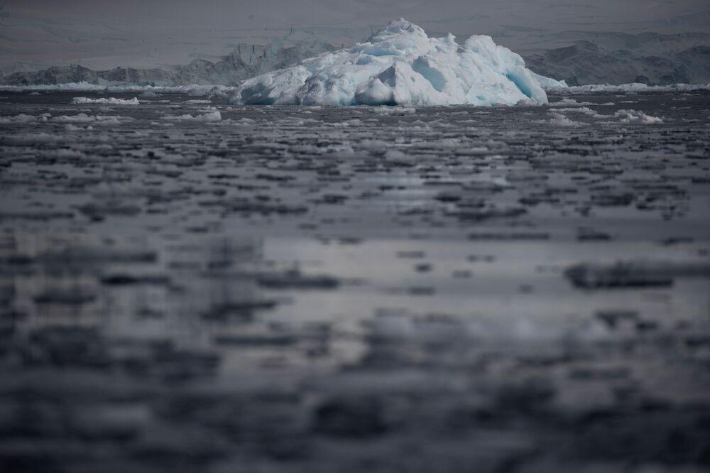 Fournier Bay, baia nella Regione antartica