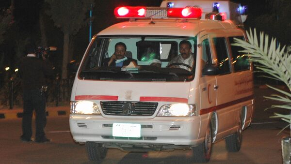 Ambulanza yemenita - Sputnik Italia