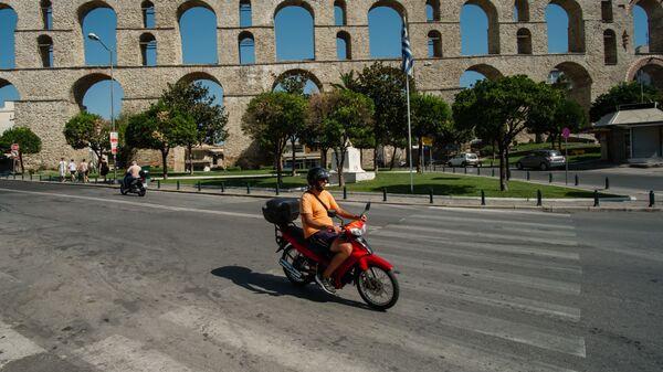 Kavala, Grecia - Sputnik Italia
