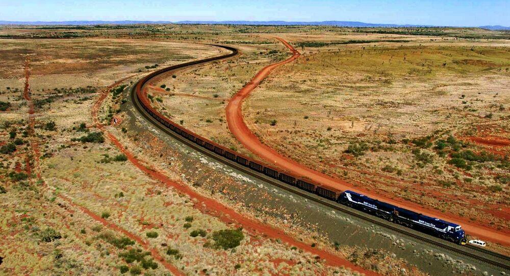 Treno in Australia