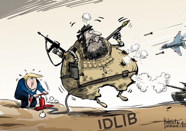 USA in Siria