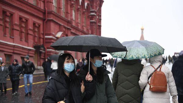 Turisti a Mosca - Sputnik Italia