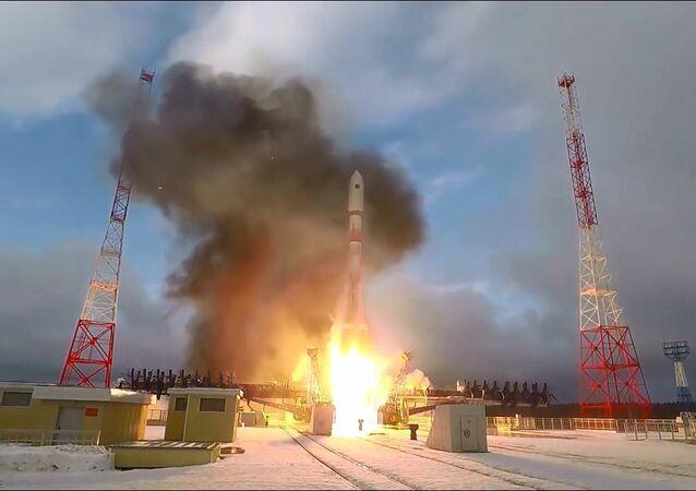 Il primo lancio del razzo Soyuz-2 nel 2020