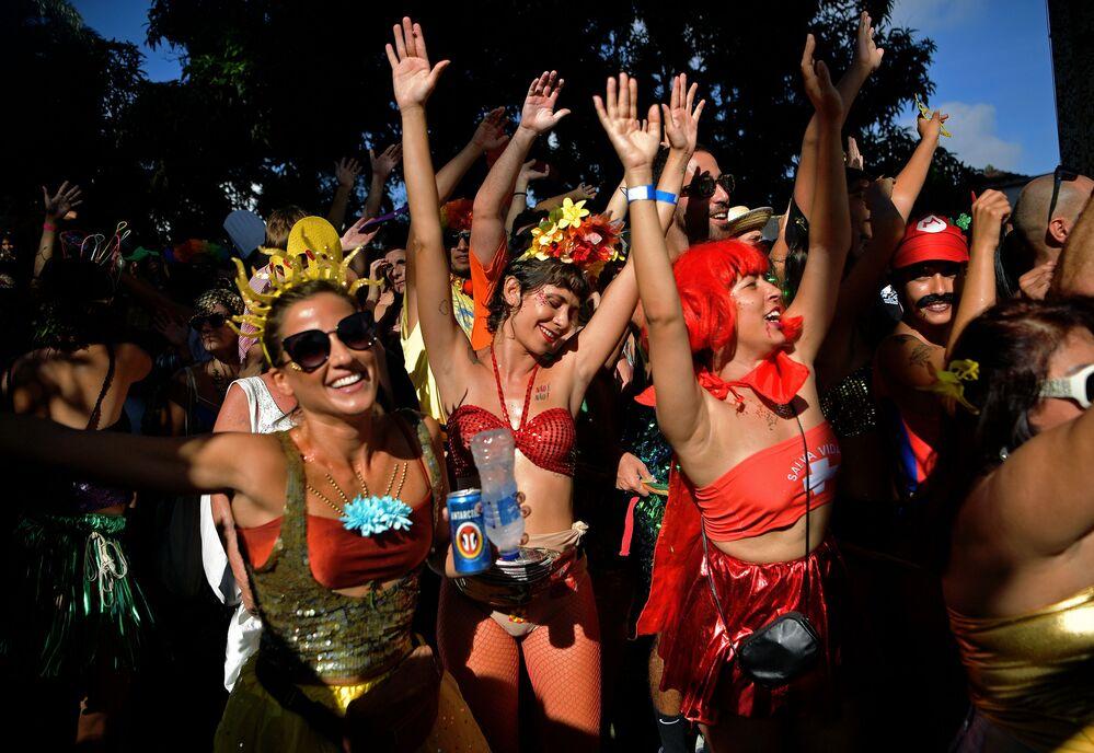 Il Carnevale di Rio de Janeiro 2020