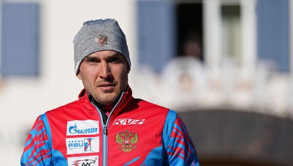 L'atleta russo Evgeny Garanichev - Sputnik Italia