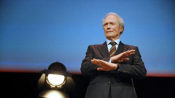 Clint Eastwood  - Sputnik Italia