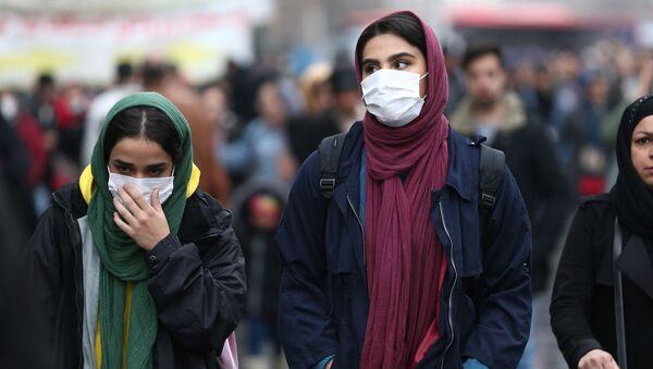 Donne iraniane al  Gran Bazaar di Tehran - Sputnik Italia