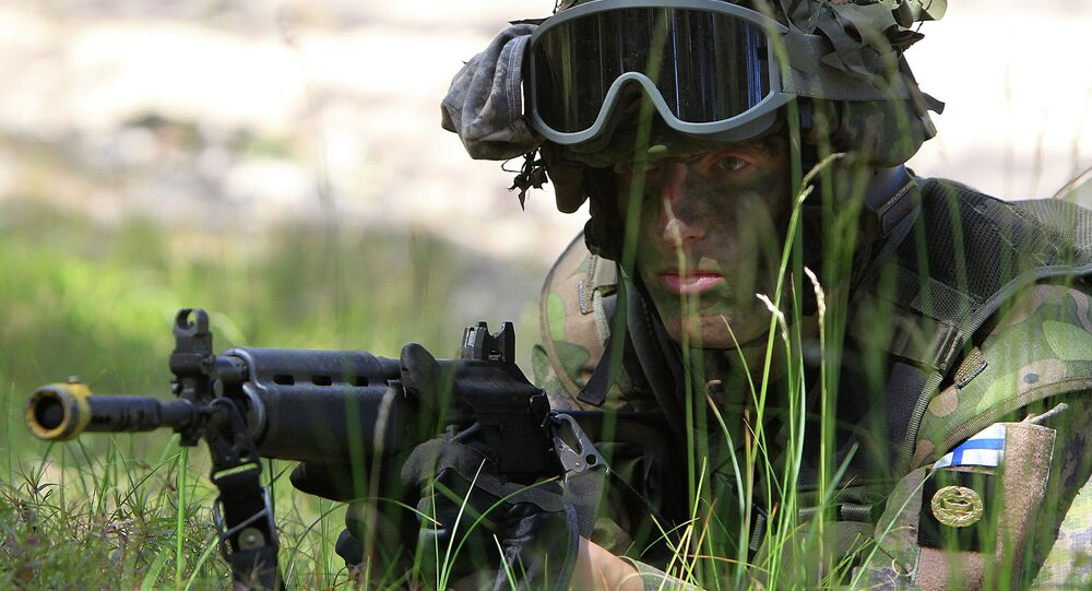 Soldato finlandese