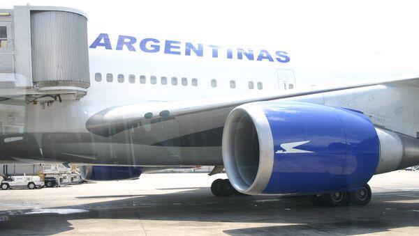 Boeing 747-400 argentino - Sputnik Italia