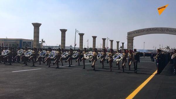 I funerali dell'ex presidente egiziano Hosni Mubarak - Sputnik Italia