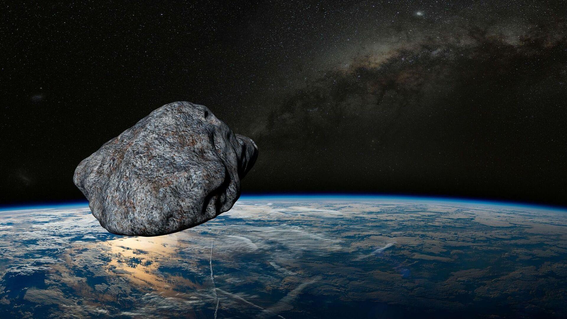 Un asteroide vola verso la Terra - Sputnik Italia, 1920, 15.06.2021