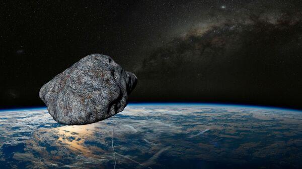 Un asteroide vola verso la Terra - Sputnik Italia