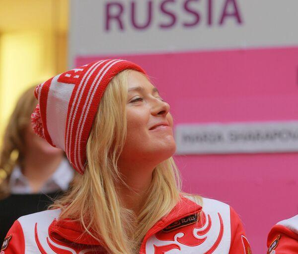 Maria Sharapova - Sputnik Italia
