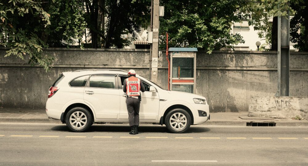 Polizia thailandese