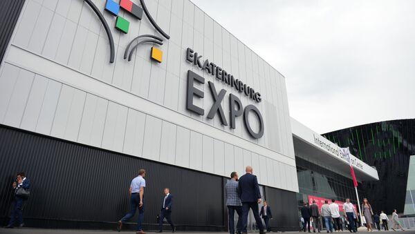 Ekaterinburg-EXPO - Sputnik Italia