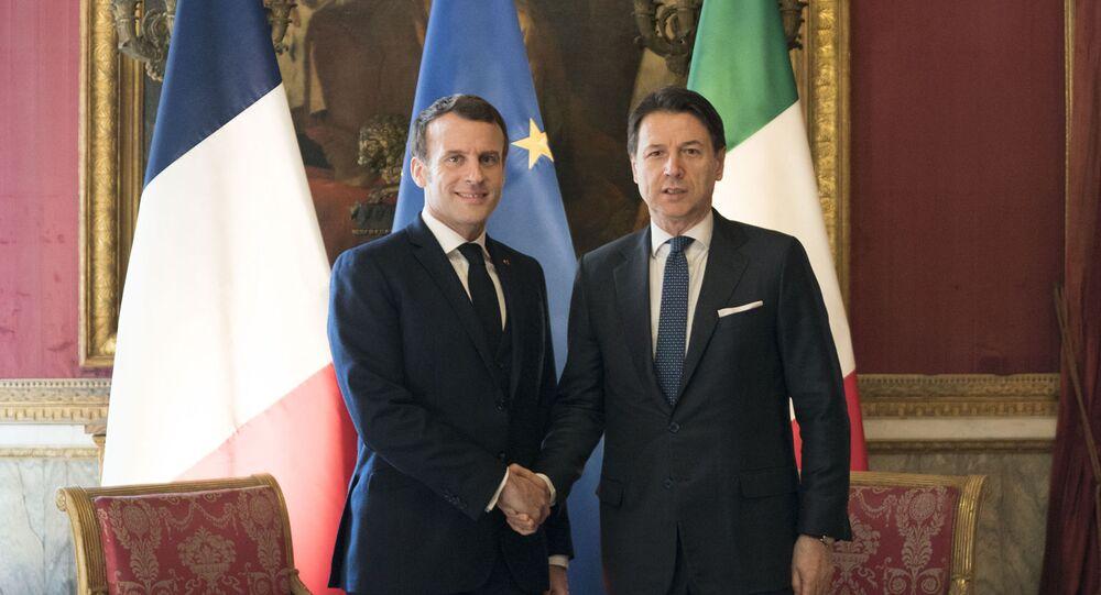 Asse italo-francese in Europa per i coronabond