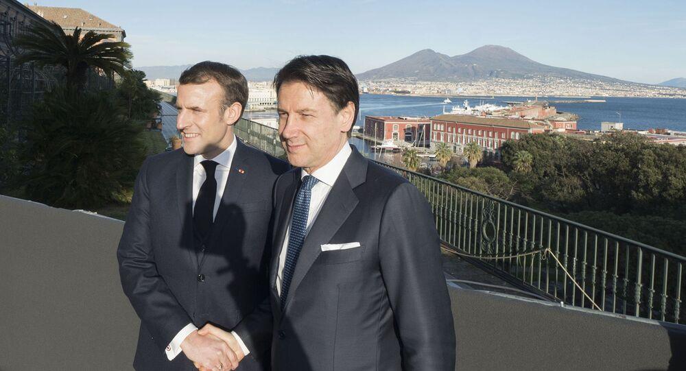 Vertice Italia-Francia, Macron al Teatro San Ferdinando per omaggiare Eduardo