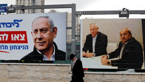 Campagna elettorale in Israele - Sputnik Italia