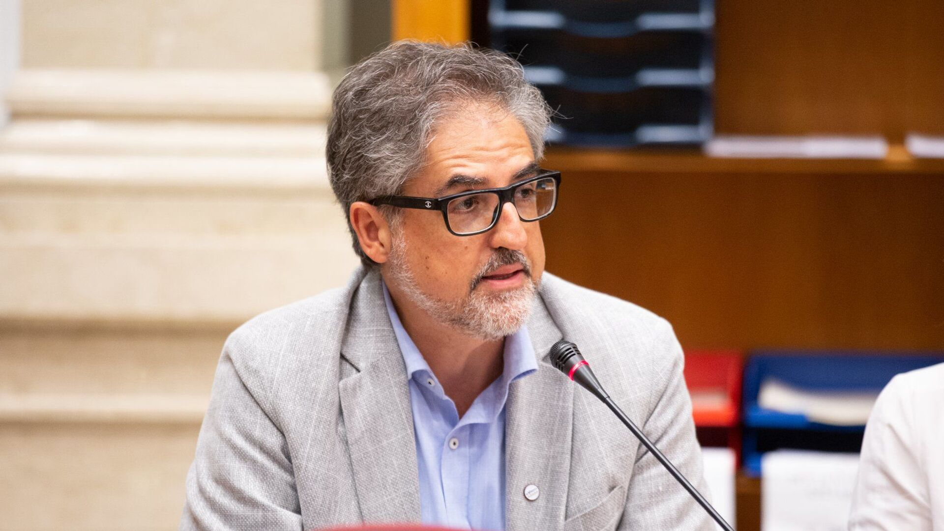 Pino Cabras, membro della Commissione Affari Esteri alla Camera dei Deputati - Sputnik Italia, 1920, 17.06.2021