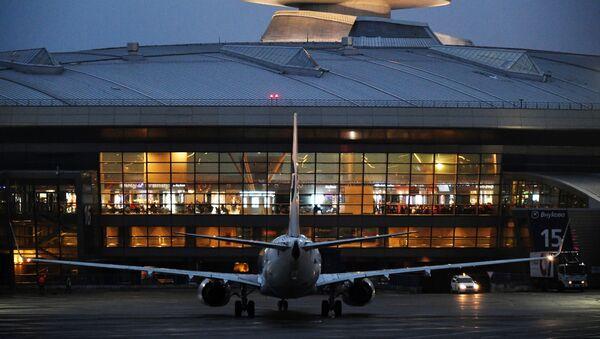 L'aeroporto moscovita di Vnukovo - Sputnik Italia