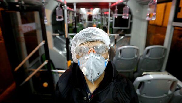 Coronavirus in Iran - Sputnik Italia