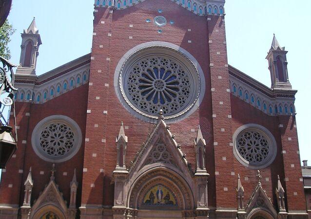La basilica di Sant'Antonio di Padova