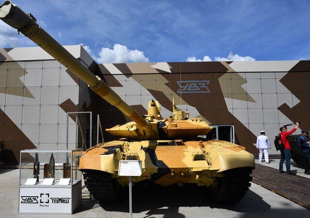 Il carro da combattimento T-90МС