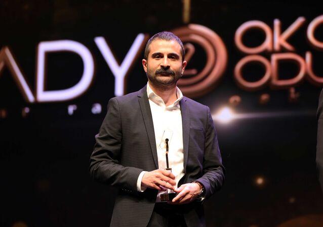 Capo redattore di Sputnik Turchia Mahir Boztepe