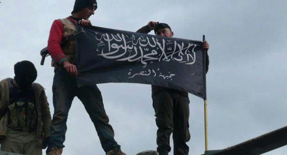 Il gruppo terroristico al-Nusra, legato ad al Qaeda
