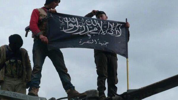 Il gruppo terroristico al-Nusra, legato ad al Qaeda - Sputnik Italia