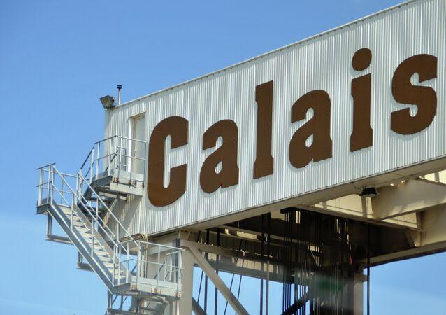 Porto di Calais