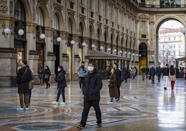 L'epidemia del coronavirus in Italia