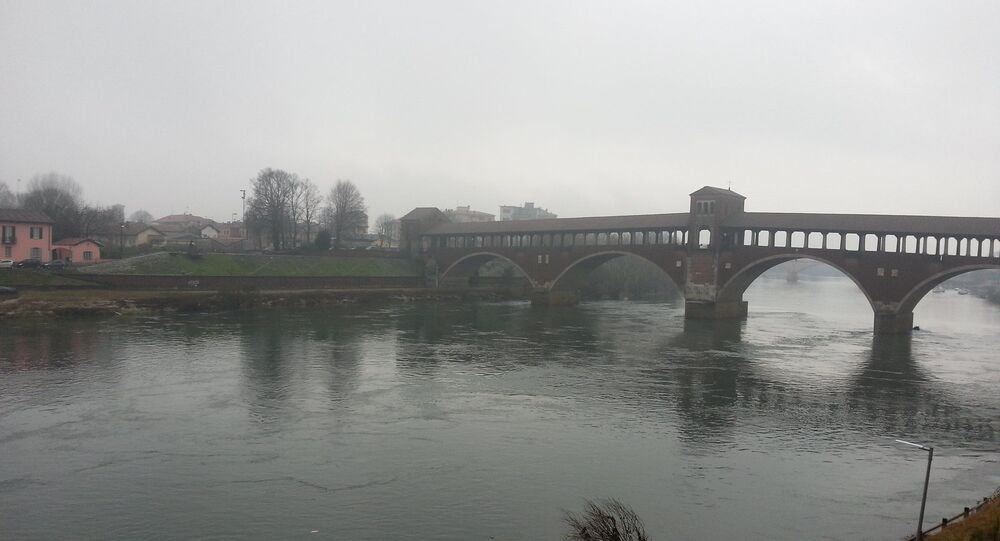 Pavia, Italia