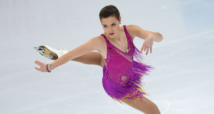 Adelina Sotnikova campionessa olimpica
