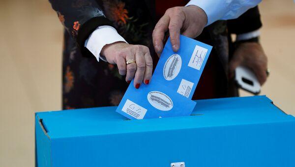 Elezioni in Israele, il secondo marzo del 2020.  - Sputnik Italia