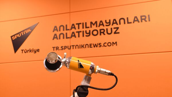 Студия Sputnik Турция - Sputnik Italia