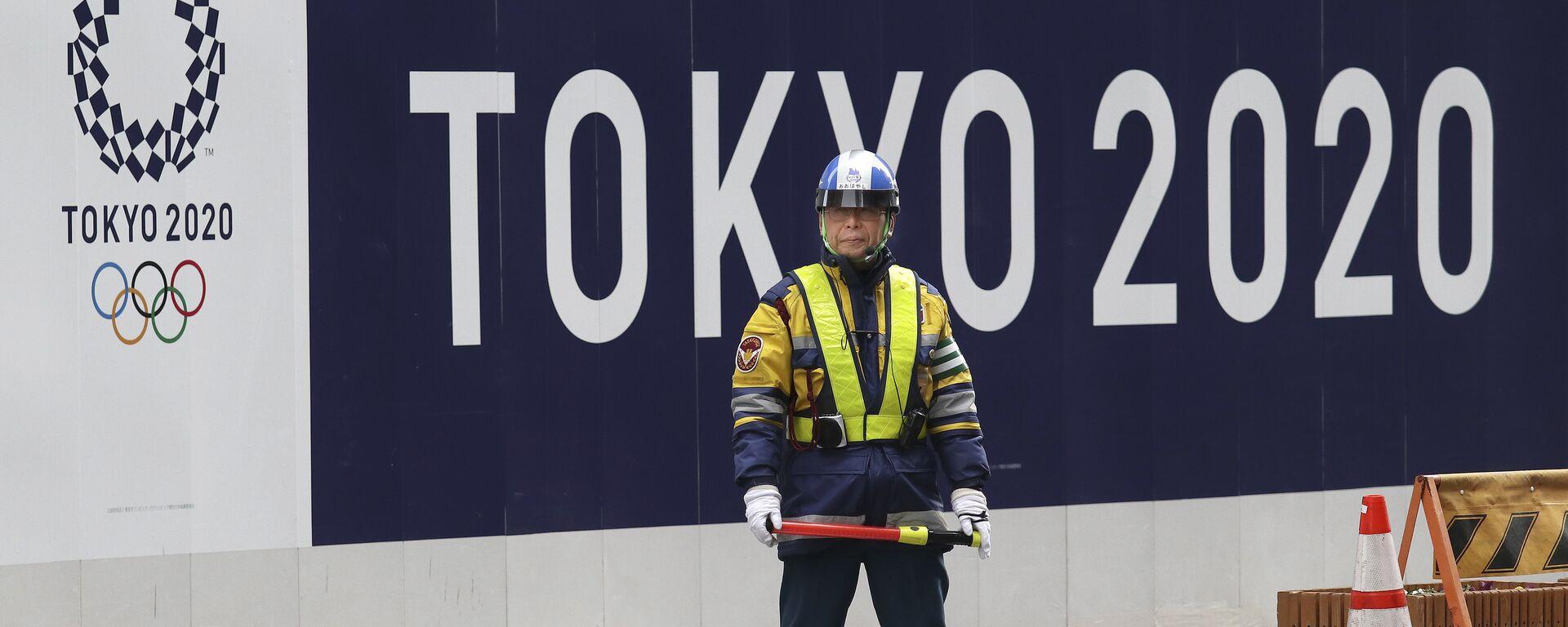 Olimpiadi Tokyo 2020 - Sputnik Italia, 1920, 19.07.2021