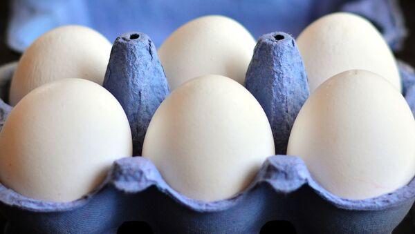 Confezione di uova di gallina - Sputnik Italia