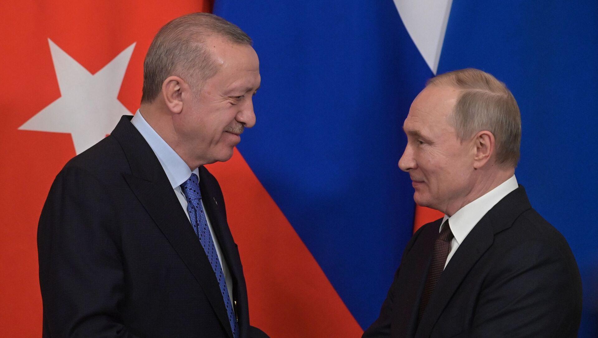 Non consono ad un presidente: per Erdogan inaccettabili commenti di Biden su Putin - Video - Sputnik Italia, 1920, 19.03.2021