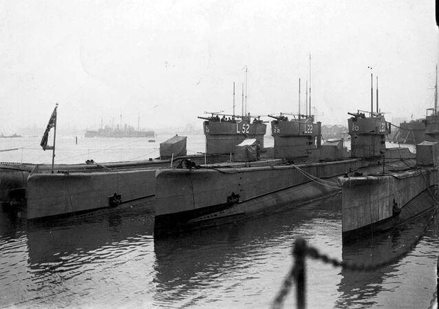 Sottomarino classe British L