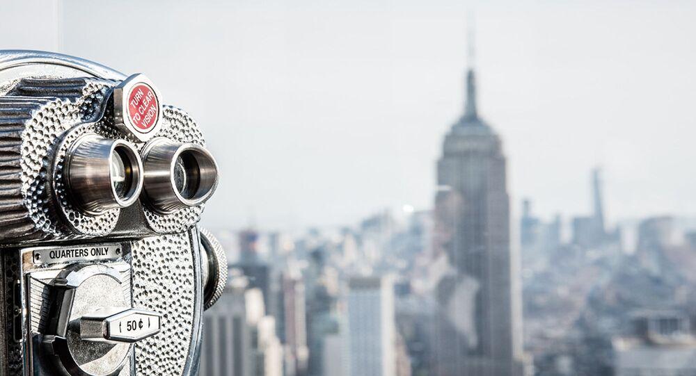 New York - veduta metaforica