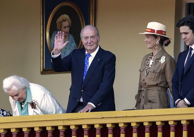 Juan Carlos I di Spagna