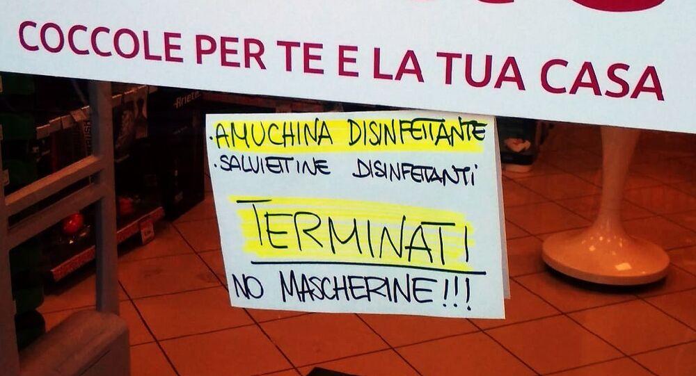 Conseguenze del coronavirus in Italia