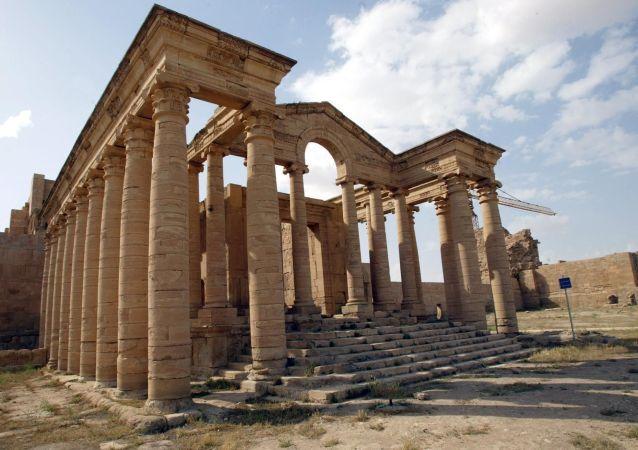 Tempio ellenistico ad Hatra